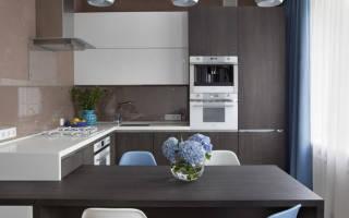 Дизайн проект квартиры современный