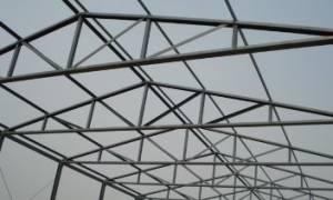 Металлическая ферма 12 м чертеж