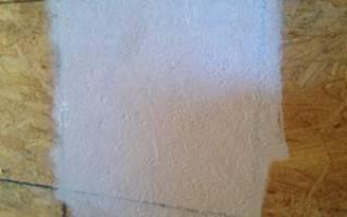 Штукатурка стен из ОСБ плит