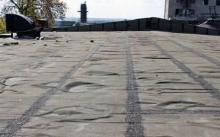 Мастика для ремонта мягкой кровли холодным способом: битум для крыши