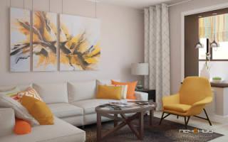 Дизайн интерьера панельных квартир