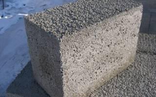 Блоки из пенопласта для строительства