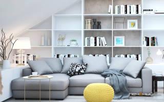 Дизайн интерьера квартиры в светлых тонах