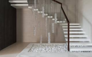 Дизайн лестниц из дерева