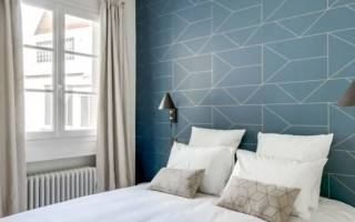 Дизайн проект спальни 12 кв м