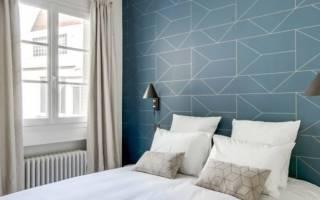 Дизайн для спальни 12 кв м фото