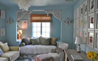 Дизайн интерьера дома прованс