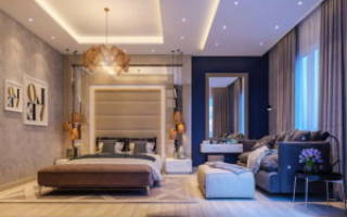 Дизайн комнат 2020 спальни