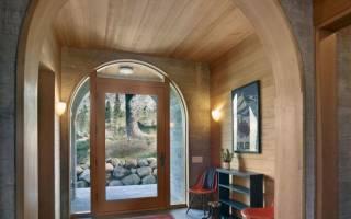 Дизайн арок в прихожей