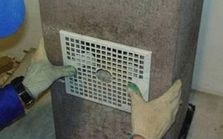 Как правильно установить вентиляционную решетку фото, вентиляция чердачного пространства