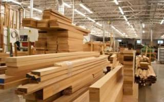 Экологичное производство древесно-стружечных плит