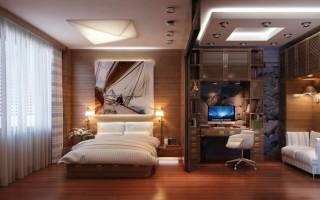 Дизайн комнаты с компьютером