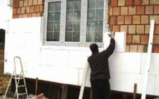 Как вставить окна в дом: установка окон в доме