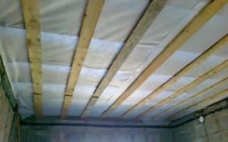 Пароизоляционные материалы для потолка – паропрозрачные утеплители
