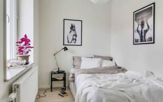 Дизайн спальни 10 метров фото