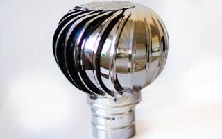 Турбо дефлекторы вентиляционных систем, как самому сделать турбодефлектор?