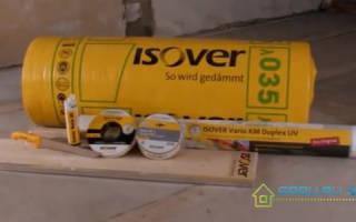 Изовер утеплитель характеристики, теплоизоляция isover
