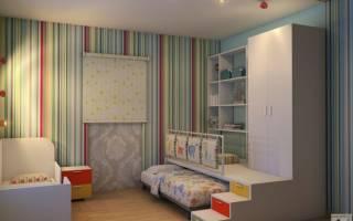 Детская спальня интерьер фото