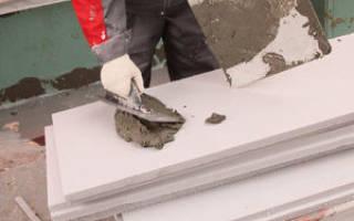 Чем приклеить пенопласт к стене: клей для монтажа пенополистирола