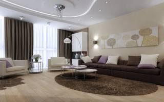 Создать интерьер гостиной