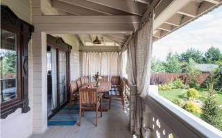 Льняные шторы в интерьере гостиной фото