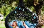 Эксклюзивная садовая мебель из базальта