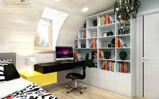 Дизайн комнаты подростка мальчика 14 17 лет