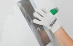 Технология шпатлевки стен под покраску