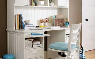 Дизайн комнаты с письменным столом