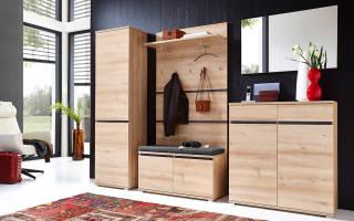 Дизайн встроенных шкафов в прихожую фото