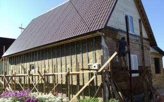 Как клеить минеральную вату на фасад, утепление стен минплитой