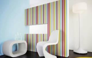 Дизайн обоев в двух цветах