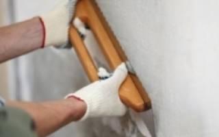 Как легко выровнять стены своими руками