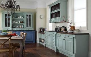 Кухня в деревенском стиле дизайн фото