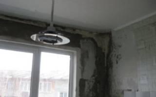 Промерзание стен причины методы устранения