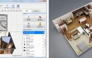 Дизайн интерьера программа для визуализации планировки