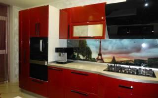 Кухня в стиле хай тек фото дизайн