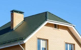 Дизайн крыш частных домов