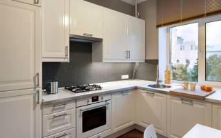 Кухня 6м дизайн фото