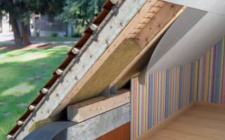Чем лучше утеплить крышу в частном доме: что лучше эковата или пеноизол?