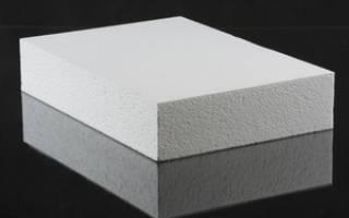 Плотность пенопласта для утепления стен: удельный вес полистирола