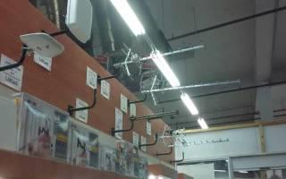 Как поставить антенну на крышу дома – настройка телеантенны