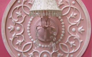 Как задекорировать розетку на стене
