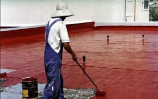 Чем покрыть плоскую крышу дома – полимерная кровля технология