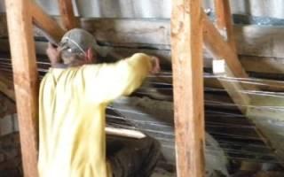 Как утеплить крышу под шифером