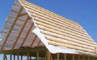 Как сделать стропильную систему двухскатной крыши