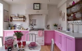 Кухня дизайн интерьер прованс