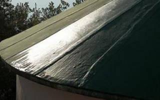 Как сделать конусную крышу – конусообразная форма