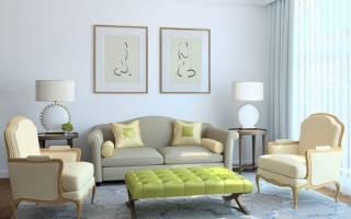 Сочетание цвета в интерьере гостиной фото
