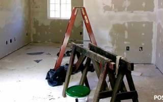 Как отделать стены гипсокартоном своими руками
